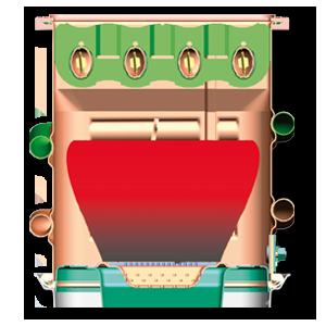 Esquentador sensor estanque for Estanque ecologico