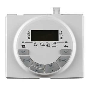 Controladores Relógios Encastráveis